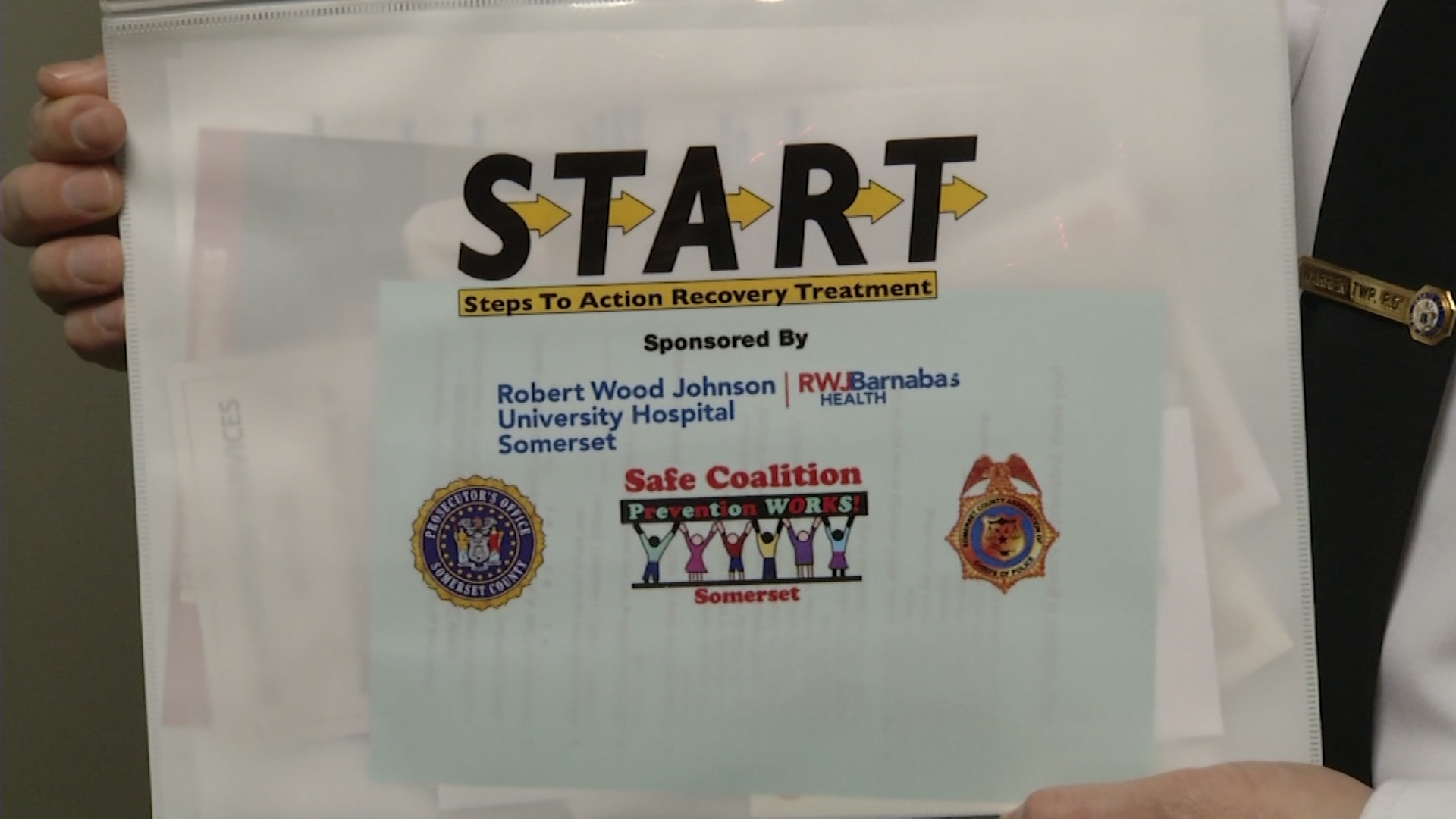 Rutgers Program Trains Police to Deal with Addiction