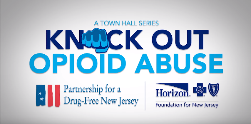 NJTV – Launch of Knock Out Opioid Abuse Town Hall Series (Full Show)