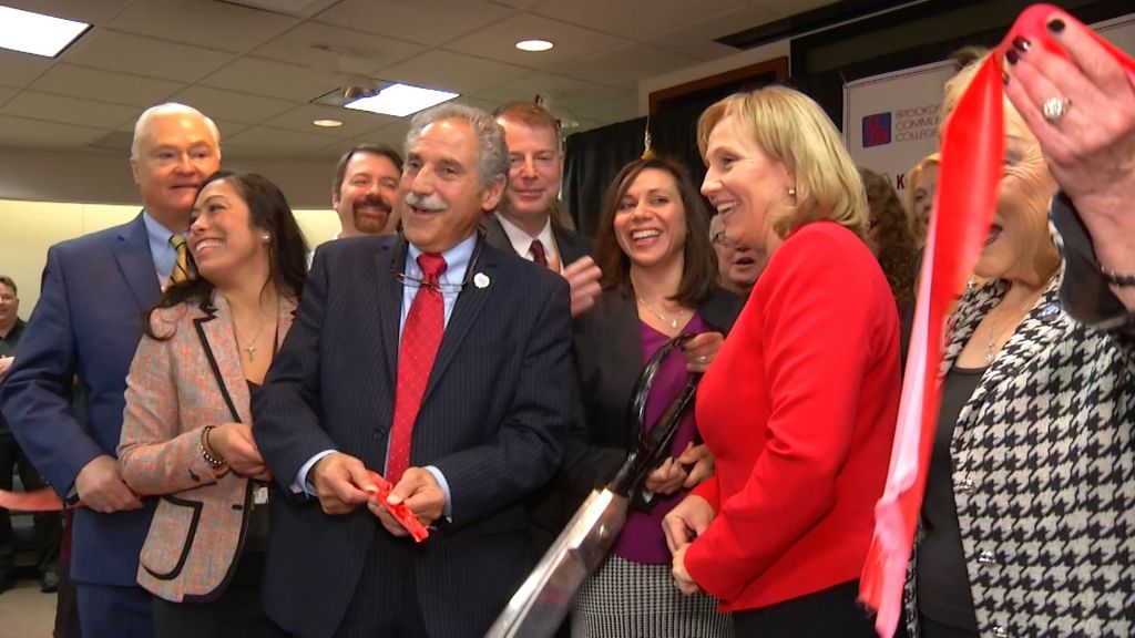 A new recovery high school opens its doors in Monmouth County