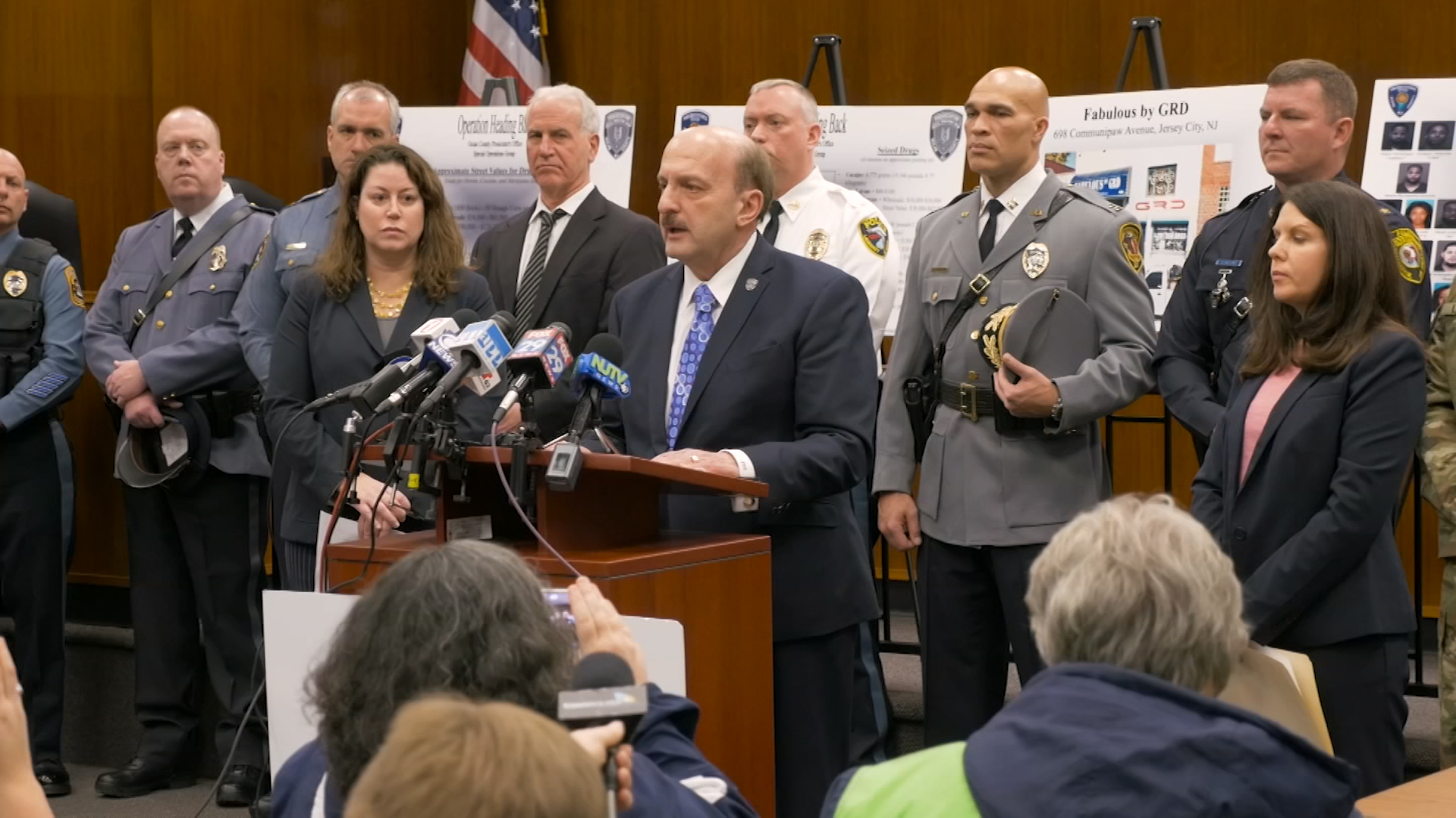 Prosecutor announces largest Ocean County drug bust