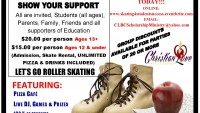 Skating 4 Student Success Flyer.jpg photo