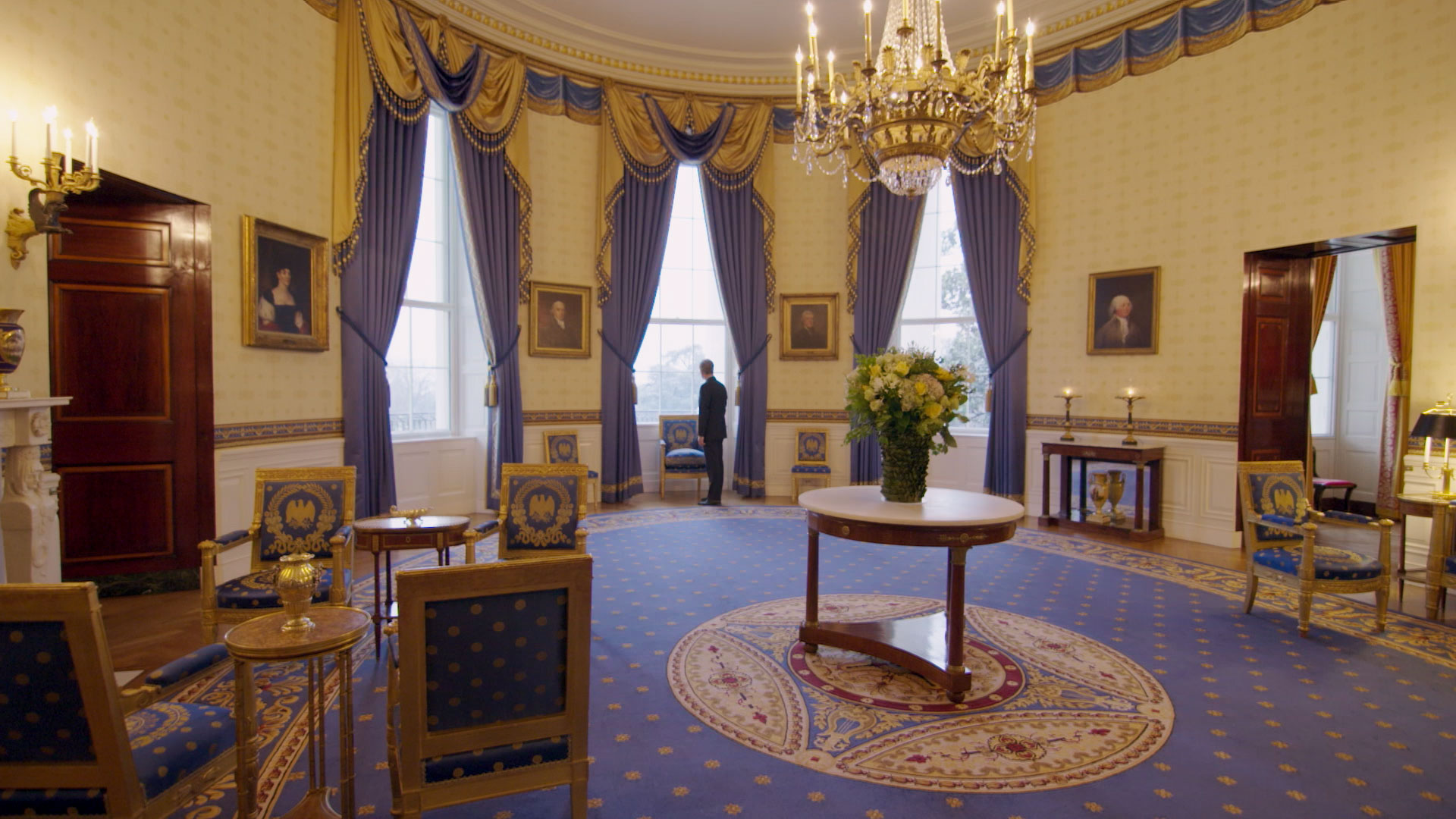 the white house inside story  photos and documentary