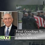 Lautenberg Final Farewell graphic