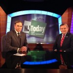 US Sen. Robert Menendez on  NJTV photo