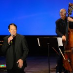 Tom Wopat performs on NJTV's AMERICAN SONGBOOK AT NJPAC series. Photo credit: Paul Wusow for NJPAC.