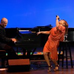 Valerie Simpson performs on NJTV's AMERICAN SONGBOOK AT NJPAC series. Paul Wusow for NJPAC.