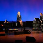 Rebecca Luker performs on NJTV's AMERICAN SONGBOOK AT NJPAC series. Photo credit: Paul Wusow for NJPAC.