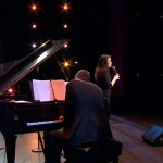 Maude Maggart performs on NJTV's AMERICAN SONGBOOK AT NJPAC series. Photo: NJTV