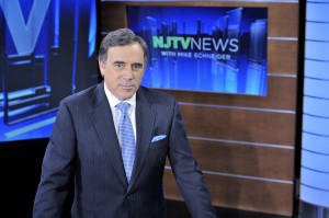 Mike Schneider, Managing Editor and Anchor of NJTV News
