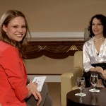 Maddie Orton interviews Bebe Neuwirth in April's episode of THE ARTS PROJECT WITH MADDIE ORTON on NJTV