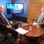 Patrick Kennedy joins Michael Aron for NJTV's On the Record.