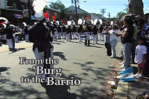 Burg to Barrio TITLE CARD