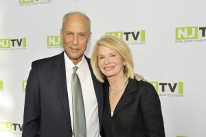 NJTV Benefit honorees Michael Aron and Kent Manahan