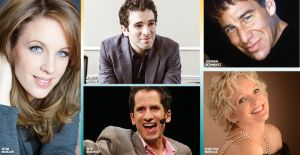 A star-studded line-up for Season 3 of American Songbook at NJPAC