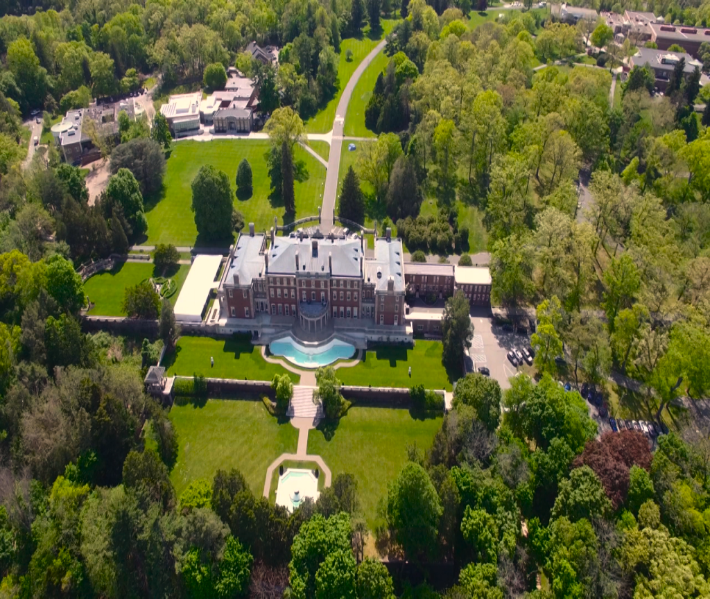 Njtv Launches New Series Treasures Of New Jersey With Profile Of Fairleigh Dickinson University